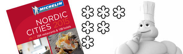Michelin-restauranter i Danmark