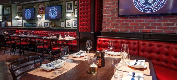 Restaurantbning: Vesterbro fr Boston-vibes