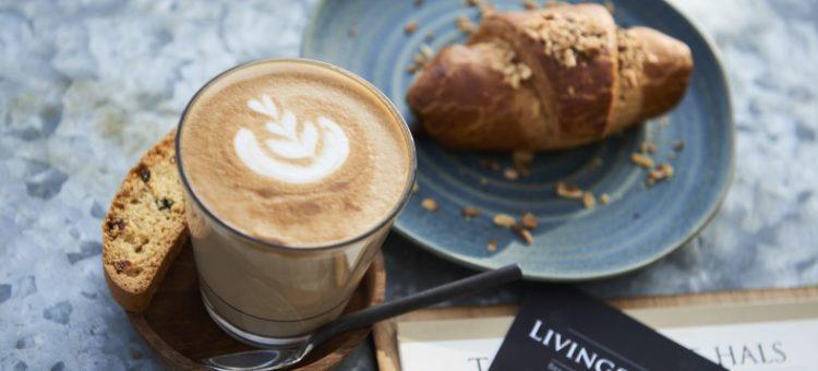 Ny caf holder orienteringslb med gratis kage