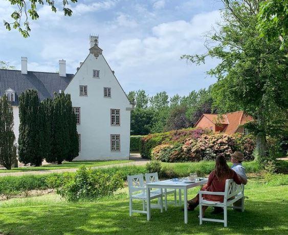 Schackenborg restaurant