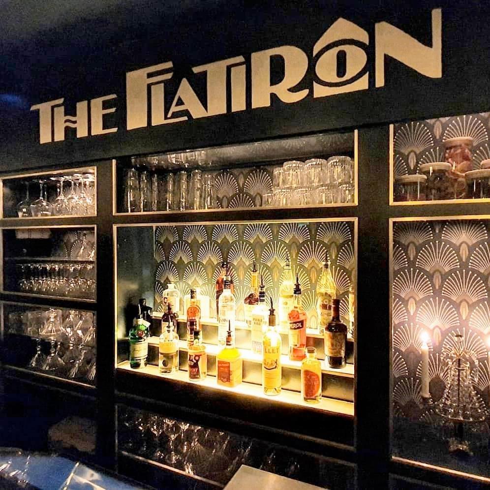 Flatiron cocktail bar på Nørrebro