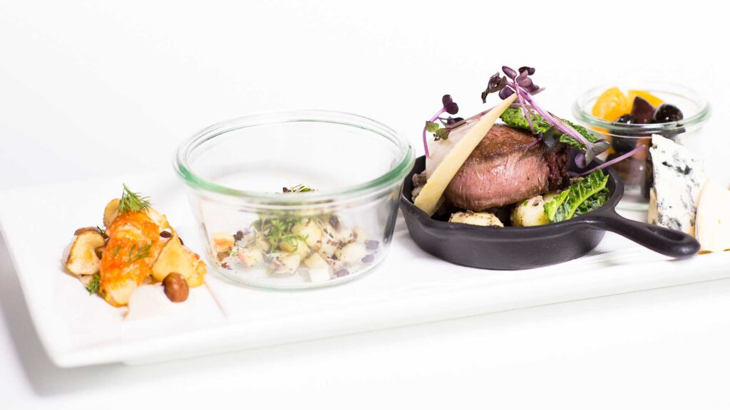 Restaurant Skovmøllen deltager i DinnerDays