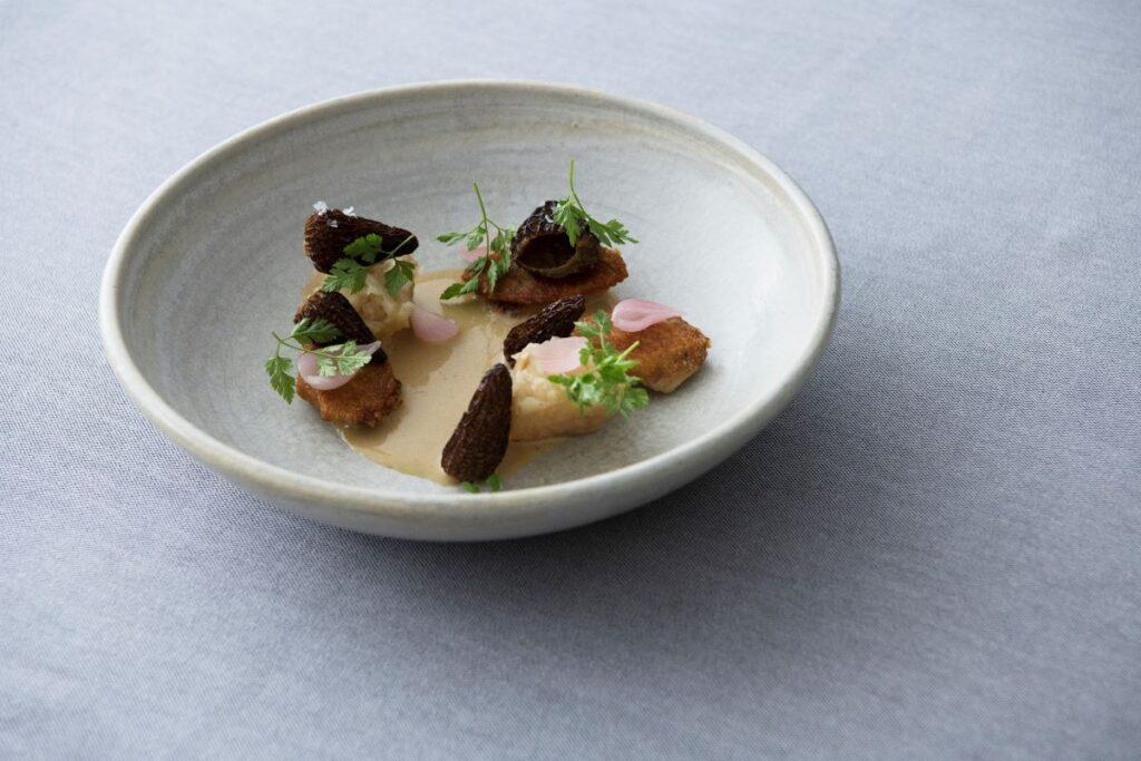 restaurant koefoed får Michelin