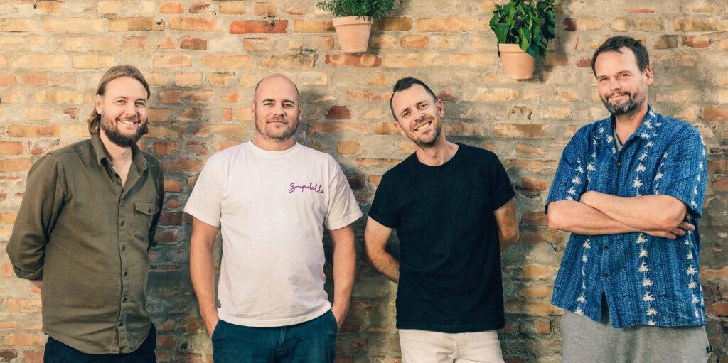 Drengene bag Toto åbner ny restaurant Pirlo